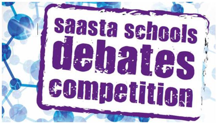 National Schools Debates – SAASTA