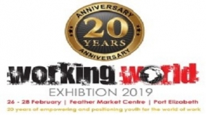 Working World Exhibition 2019 @ Feather market Centre | Port Elizabeth | Eastern Cape | South Africa
