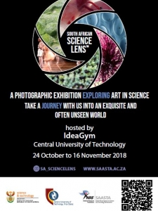 SA Science Lens Photographic Exhibition @ Idea Gym, Central University of Technology, Bloemfontein | Bloemfontein | Free State | South Africa